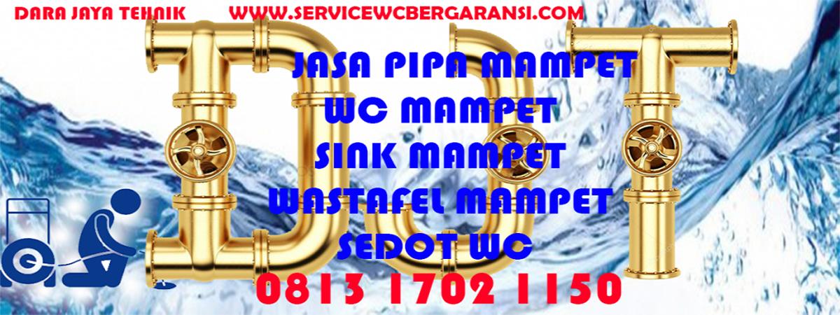 service wc mampet jakarta